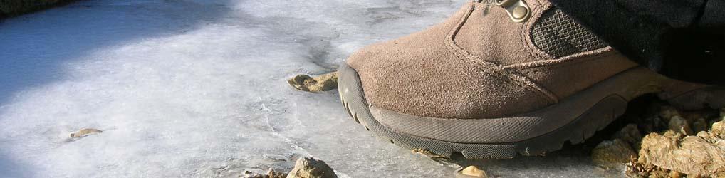 Un buen calzado hará que disfrutemos el doble de nuestra salida a la montaña