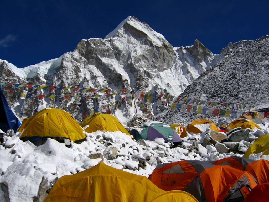 Monte Everest (8850 metros)