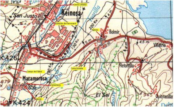 Que Son Los Mapas Topograficos Aristasur