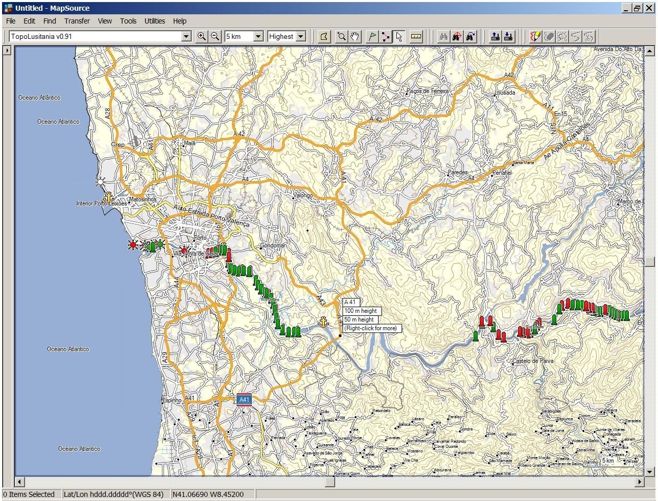 Descarga Mapa Topolusitania Aristasur